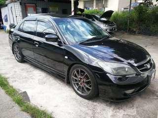 2004 Civic 2.0(A)