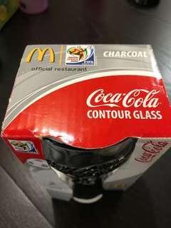 Coca-Cola Contour Glass FIFA 2010