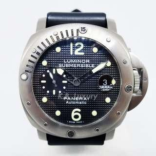 Panerai Luminor Submersible PAM 25