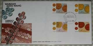 First Day Cover on Currency Heritage