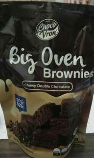 big oven brownies