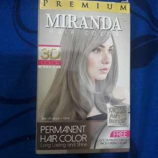 New Hair Colour Miranda Premium Abu