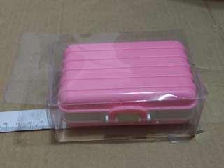 🚚 旅行箱造型零錢包外出包 收納包