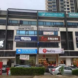Link 2 Bukit Jalil shops