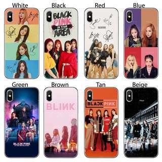 [PO] blackpink tpu soft phone case