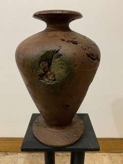 Jarrah Vase