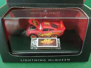 Disney Pixar Cars Precision Series Lightning McQueen 迪士尼 反斗車王