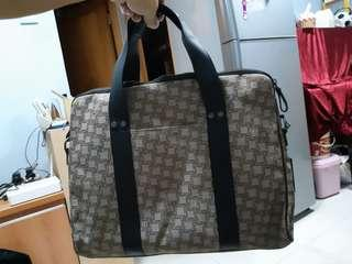 new and real Dunhill briefcase