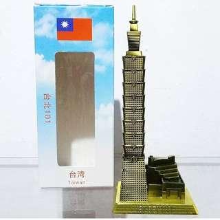 Pajangan Miniatur Tai Bei 101 Taiwan Murah Di Jakarta