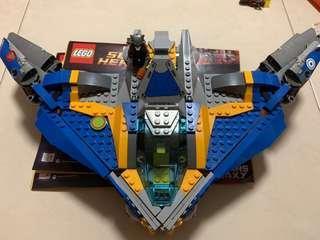Toytoy LEGO 76021 Manilo Spaceship