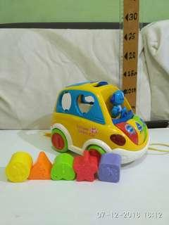 Mobilan vtech sort and learn car