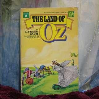 The Land of Oz [L. Frank Baum]