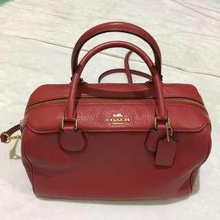 COACH BENNET LARGE LEATHER