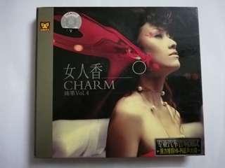 陈果 Charm 女人香 汽车音响CD
