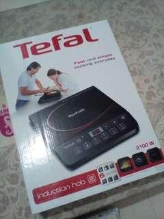Tefal induction hob