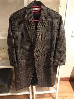 Oversized Korean Style Winter Coat