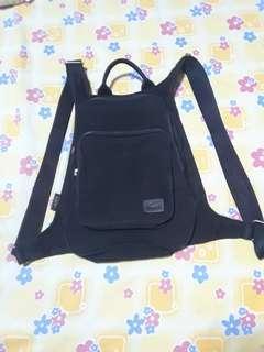 Lacoste backpack (black)