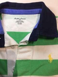 🚚 Ralph Lauren 男孩子的衣服onesie
