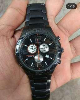 Jual jam citizen crono ori barang normal