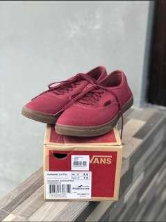 Vans Lo Pro - Oxford Red