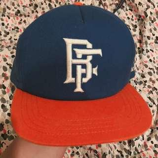 Blue/Orange Snapback