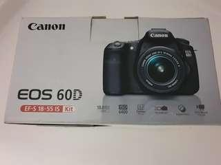 Canon 60D Tip Top Condition