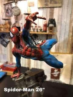 Spider man resin kit
