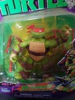Merry Christmas! Sales! Teenage Mutant Ninja Turtles Michelangelo