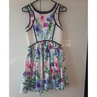 Light Floral Dress