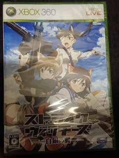 售 XBOX 360 日版 全新 強襲魔女
