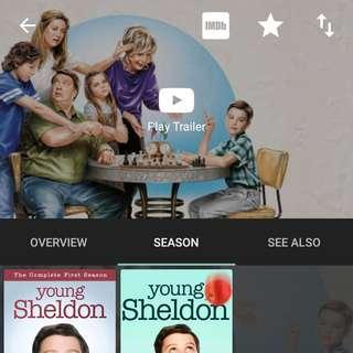 Free : Young Sheldon Season 1 Episode 1