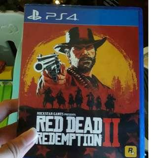 Red Dead Redemption 2, RDR2, PS4