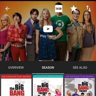 Free : Big Bang Theory Season 1 Episode 1