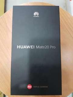 Huawei mate 20 pro twilight 128gb