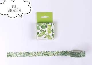 [T](#18-#19)Botanics washi tape
