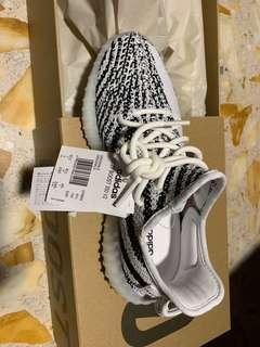 Yeezy Zebra US 7 350 V2 Adidas