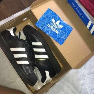 Adidas Originals Superstars Black
