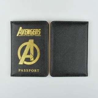 Avengers Passport Holder