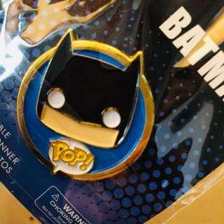 Batman Pin from Funko Pop!