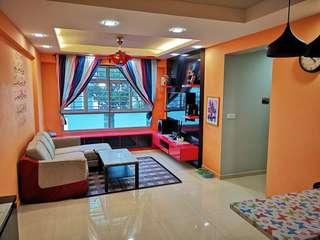 Only 5 years old 4room Hdb in Yishun