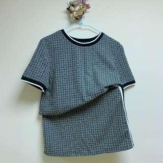 🚚 Zara兩件式運動套裝(裙)