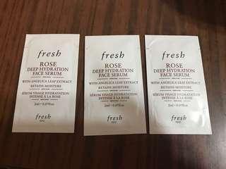 ($8@) Fresh Deep Hydration Face Serum 2ml