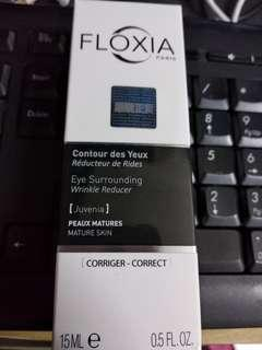 全新眼霜 Floxia eye surrounding wrinkle reducer 15ml $100