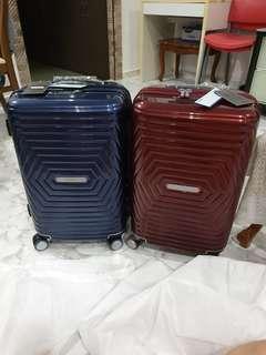 Samsonite Astra 55cm luggage bag