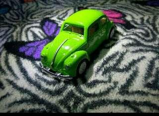 Vintage toy car collection metal