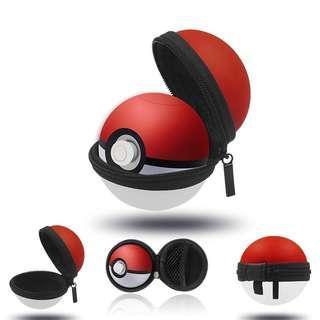 🚚 Pokeball Case/ Bag for Pokemon Let's Go Nintendo Switch
