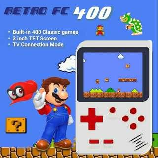 Game Boy Included 400 Games