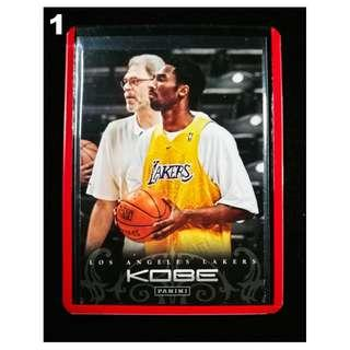 NBA All-Star Basketball Card 4 Different to Choose Cards