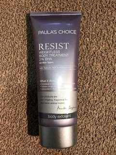 Paula's Choice Resist Weightless Body Treatment 2% BHA