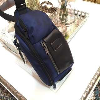100% Authentic Tumi kelley Sling Bag